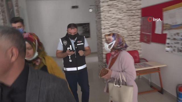 Aksaray'da 45 özel eğitim merkezine eş zamanlı operasyon