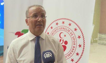 ANKARA - Gençler gönül verdikleri tenisin Türkiye'de gelişmesi için rapor hazırladı