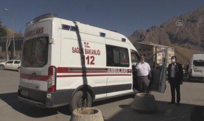 HAKKARİ - Hakkari Devlet Hastanesi Başhekimi Kara, kent halkını anonsla aşıya çağırıyor