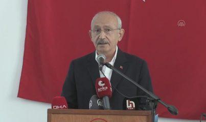 İSTANBUL - CHP Genel Başkanı Kılıçdaroğlu, Prens Adaları Felsefe ve Siyaset Sempozyumu'na katıldı