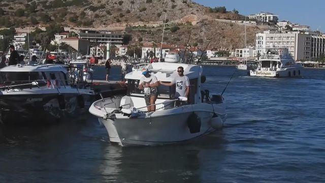 İZMİR - Big Fish Türkiye Turnuvası sona erdi
