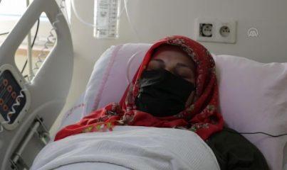 KOCAELİ - Kovid-19 nedeniyle erken doğum yapan kadından aşı çağrısı