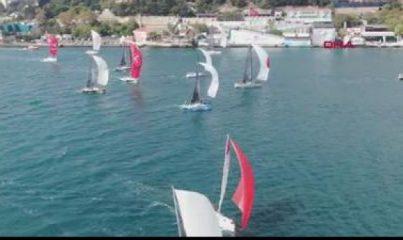 SPOR Bosphorus Cup heyecanı start aldı