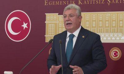 """TBMM - Akbaşoğlu: """"Kesinlikle bir erken seçim söz konusu değildir"""""""