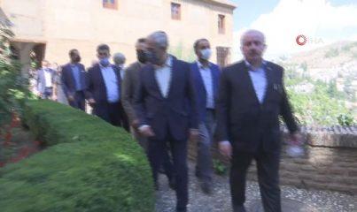 - TBMM Başkanı Şentop, Endülüs bölgesini ziyaret etti