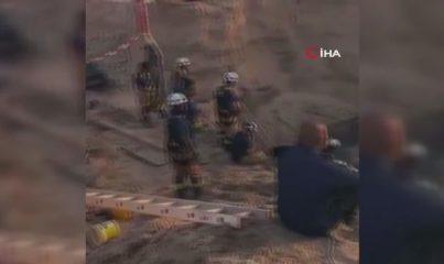 - Yeni Kuveyt Havalimanı inşaatında toprak kayması: 2 ölü, 1 yaralı
